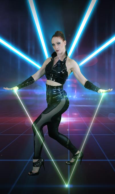 sc 1 st  FX by 702 & Lady Light Lasergirl - FX by 702
